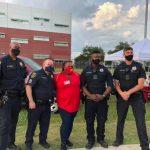 示威遊行執勤 休士頓警染疫大增