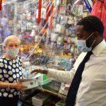 助遭砸搶商家 紐約市再增75萬元小企業緊急援助計畫