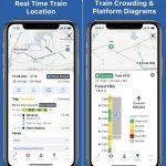 長島鐵路推出新手機App  可查詢車廂擁擠度