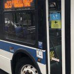 減少乘坐公交 不適合紐約市