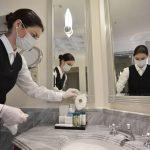 快看世界/洗手間做這個動作 可降低感染病毒風險