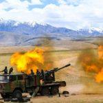 劍指印度?央視播出解放軍西藏軍區實兵實彈演練