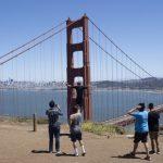 〈圖輯〉從舊金山到洛杉磯  從州長到遊民  強制戴口罩