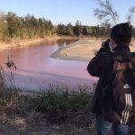 金門粉紅湖 夢幻打卡新聖地