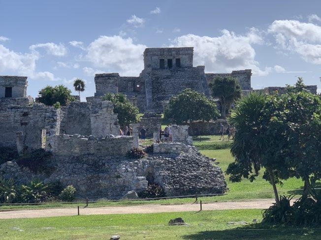 圖倫古城 加勒比海上的馬雅文明