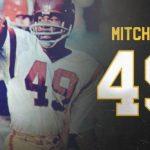 NFL/紅人首位非裔球員 背號退休