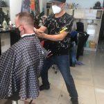 紐約市二階段復工 理髮店最火爆