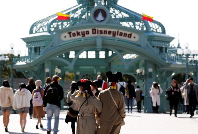 睽違近4個月 東京迪士尼樂園7月1日重新開放