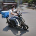 北京一外賣員確診新冠肺炎 平均每天接50單