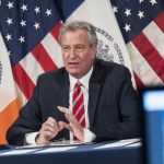 紐約市撥款1000萬元 力爭本周檢測15萬次