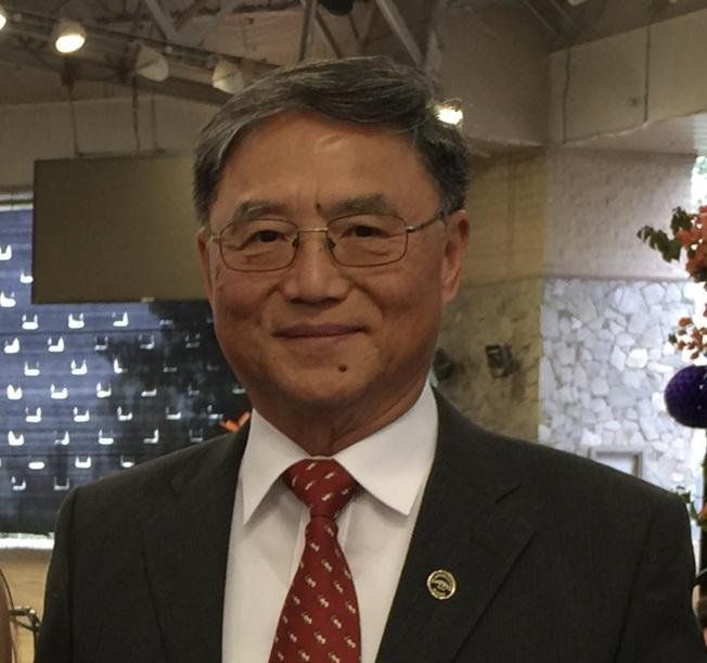 哈岡-拉朋地聯合學區教委會副主席張金生。(本報資料照片)
