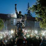 聖荷西州大師生連署 要求撤掉學內警察預算