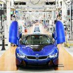"""疫情影响 最后一辆BMW i8终于在莱比锡""""独特""""出厂"""