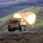 邊談邊備戰 中國解放軍西部戰區展開火器實彈射擊考核