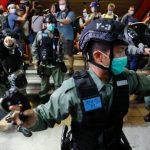 港府首稱 反送中是「反政府動亂」
