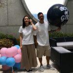 二胎是女兒 余文樂戳氣球揭曉