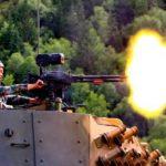 向印度秀軍力 解放軍發布高原訓練、實彈射擊照片