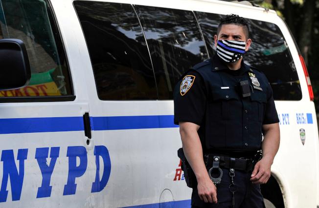 纽约市刚刚过去的周末再发生八起枪击案。(路透)