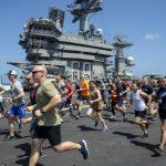 美軍2艦海上避疫 161天不靠岸 破紀錄