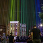 〈圖輯〉 紀念「石牆事件」51周年 紐約的天空很彩虹