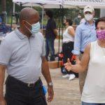 休士頓墨領事館免費檢測新冠 助弱勢民眾