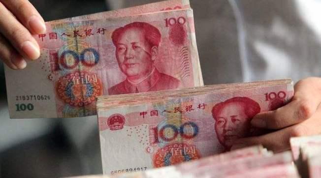 中國人民銀行近日公告,自2020年7月起,個人存取10萬人民幣以上要辦理登記,河北省的金融系統先試點。(取材自新華網)