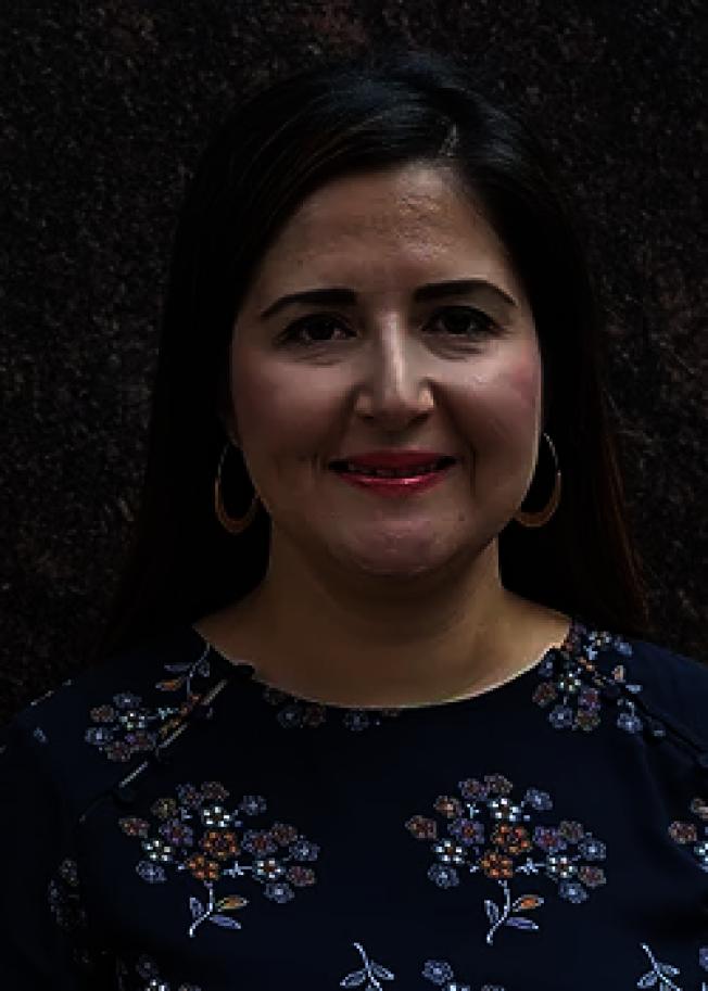 健康政策、移民權益專家昆諾尼斯(Luvia Quiñones)。(取自網站)