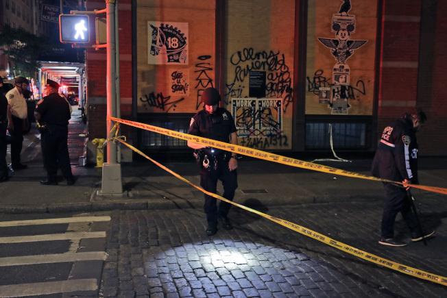 紐約市6月以來槍擊案高發,治安令人擔憂。(美聯社)
