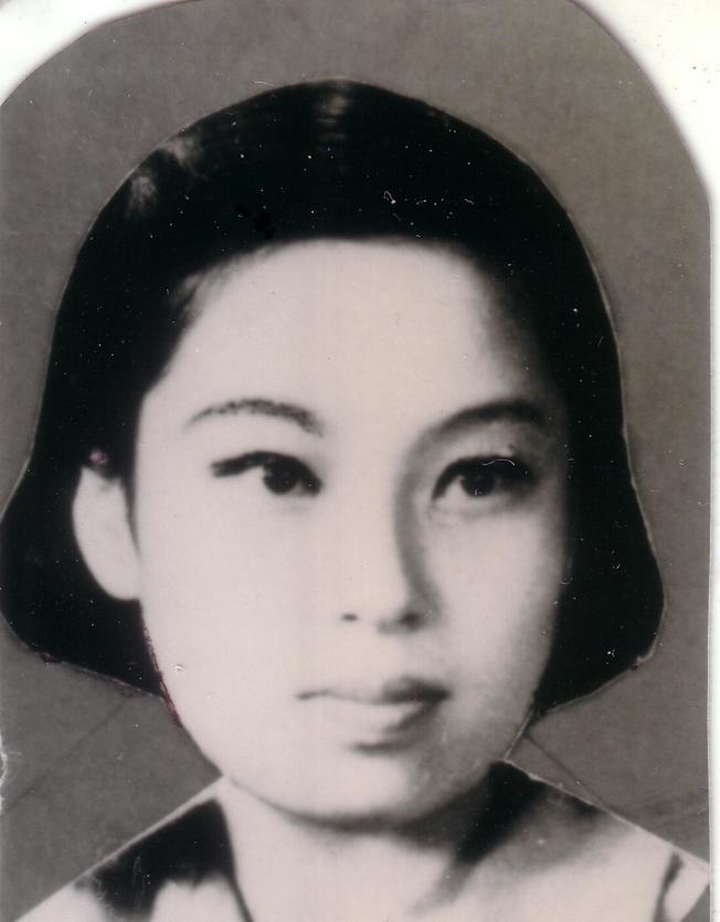 1949年台中女中趙淑俠,當時17歲,與於梨華是同學。圖/趙淑俠提供