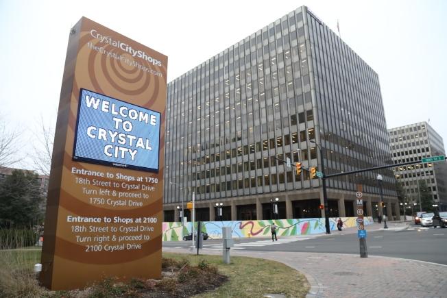 亞馬遜第二總部位於水晶市,目前已招募到1000多名正式雇員,預計2023年可入駐新辦公大樓。(本報檔案照,記者羅曉媛/攝影)