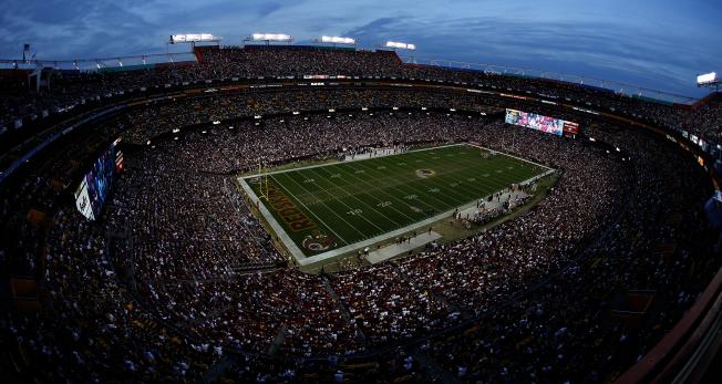 華府30日宣布正式競標申辦2026年世界杯,若申辦成功,將以馬州的聯邦快遞球場作為主賽場。(取自FedEx Field官網)