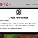 熬不過疫情  紐約長島最佳日餐館永久關閉