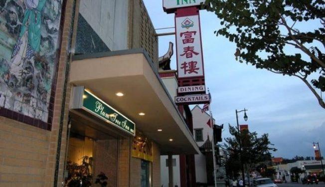 在洛杉磯華埠開店40餘年後,富春樓(Plum Tree Inn)宣布永久關閉。(Association of Deputy District Attorneys網頁)