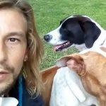阿根廷男遇疫情困秘魯40天 2忠犬不離不棄共度難關