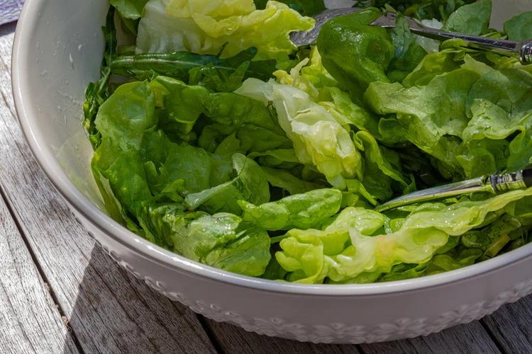 全美有206人吃了袋裝綜合沙拉後,感染圓孢子蟲(Cyclospora),23人住院。(Unsplash)