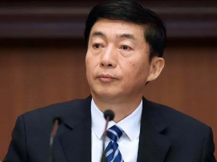 香港中聯辦主任駱惠寧。 (新華社資料照片)