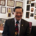 科學鑑定專家 李昌鈺博士 恭喜2020年得獎學生