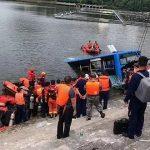 21死15伤!贵州公共汽车冲入水库 行驶状况很不正常 不像是意外