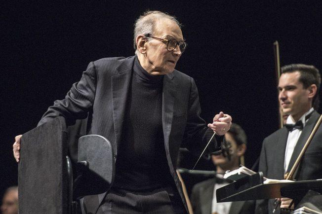 意大利国宝级电影配乐大师莫利柯内辞世 享年91岁