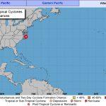 紐約長島納蘇郡熱帶風暴警告 10日恐迎暴雨強風