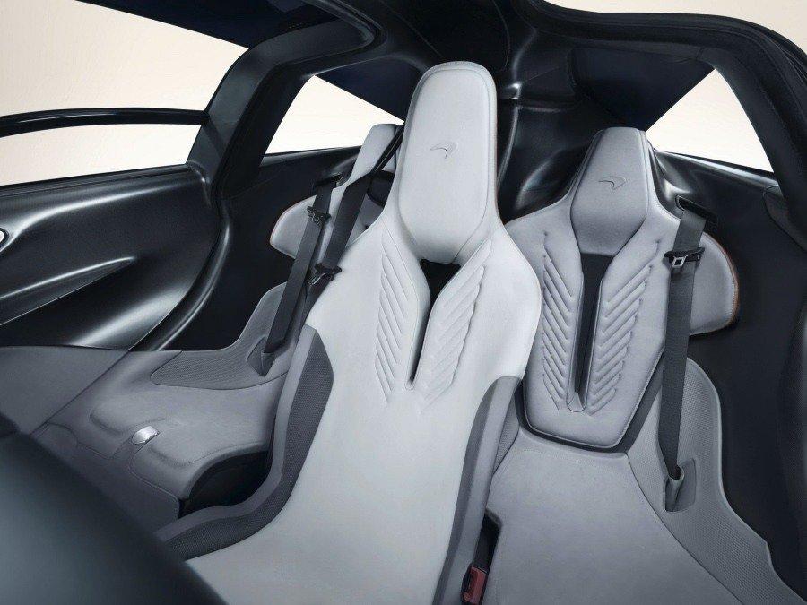 McLaren提供