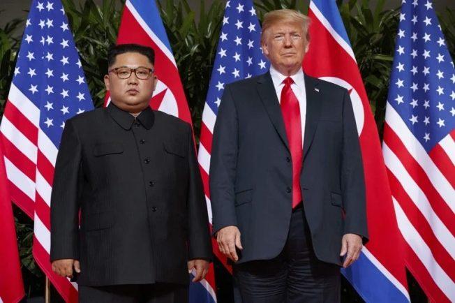 川金再相会?北韩副外长:没必要面对面谈