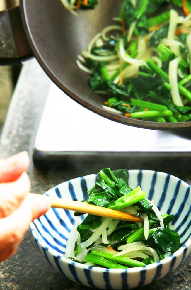 孕期吃菠菜補鐵 不是好選擇