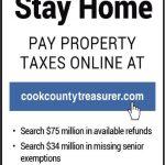 库克郡财长玛丽亚·帕帕斯发公告第二期地产税可延至10月1日前缴交不罚款
