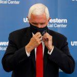 潘斯也呼籲戴口罩減緩病毒傳播 川普仍拒下令