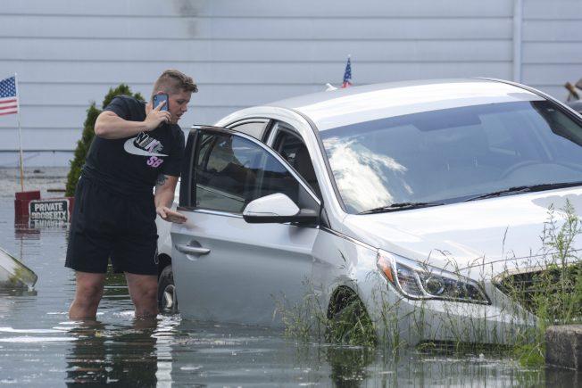 """新州38.5万房屋 有淹水威胁 """"海洋市""""风险最高"""