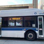 MTA公車8月恢復收費 前門上車