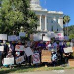 抗議ACA-5法案 華人組織車隊周五大遊行