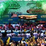 國慶日熱狗大賽ESPN轉播 去年男女組奪冠選手將參賽
