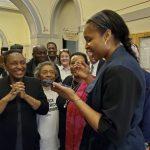 WNBA球星放棄事業傾全力 助非裔男平反冤獄